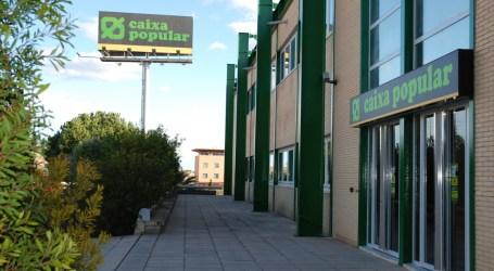 Caixa Popular consolida su crecimiento al aumentar un 8% sus beneficios
