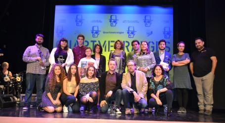 Un corto sobre la inmigración gana el festival Quartmetratges