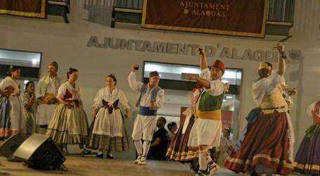 El grup L'Olivar d'Alaquàs celebra el seu 20 aniversari