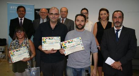 Entrega de los premios Ideas+Innovadoras por Florida y varias entidades