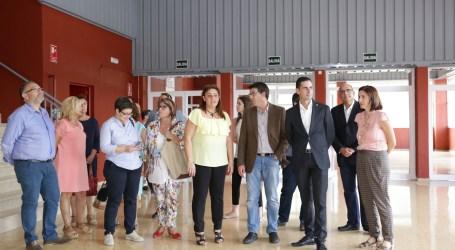Mislata inaugura la reforma del pabellón La Canaleta