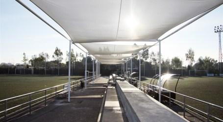 Denuncian la existencia de pulgas y mosquitos en el polideportivo de Mislata