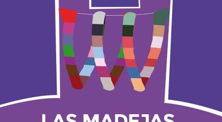 Clausura de la iniciativa «Madejas contra la violencia sexista» del Consell de Dones de Alaquàs
