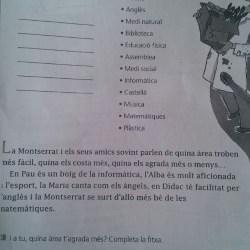Denuncian a dos colegios de Moncada por «desagravio a la lengua valenciana»
