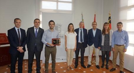L'Ajuntament de Paterna rep el premi al millor projecte energètic europeu