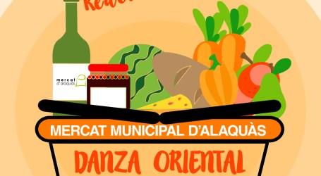 Alaquàs dinatmiza el seu mercat amb activitats lúdiques i culturals