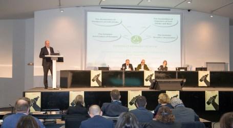 Representantes de varios países destacan en Valencia los beneficios del nuevo sistema de retorno de envases