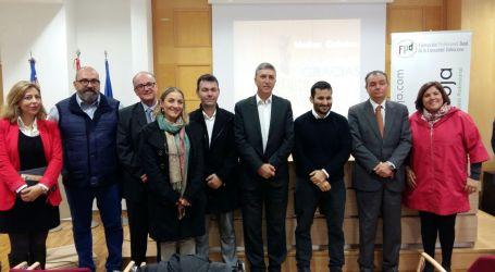 La Generalitat destaca el centro de FP de Catarroja como referente para las empresas