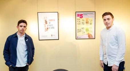 Mislata entrega los premios de carteles contra la violencia de género