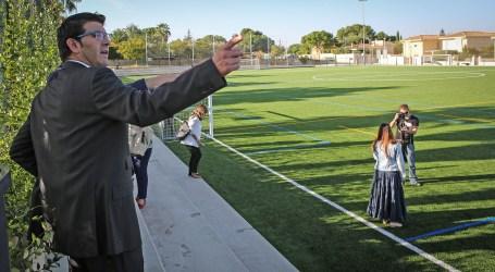 Diputación destina 4 millones a mejorar instalaciones deportivas en 34 municipios