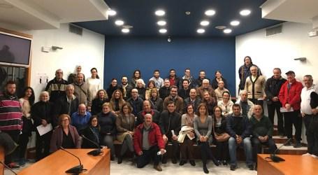 Alaquàs entrega les claus als adjudicataris de 148 horts urbans