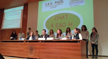 L'Institut de Puçol participa en les jornades d'orientació de la Universitat Politècnica
