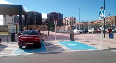 Una 'app' informa en Quart de los aparcamientos disponibles a personas con diversidad funcional