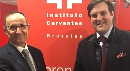 La Diputación promocionará en Europa proyectos singulares creados por valencianos