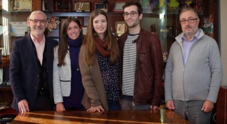 Estudiants de la Universitat de València investiguen el lèxic de la xufa a Alboraia