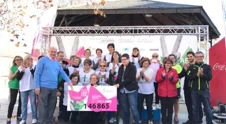 El circuito Run_Cáncer logra recoger 146.865 euros en sus 11 carreras y 21 marchas
