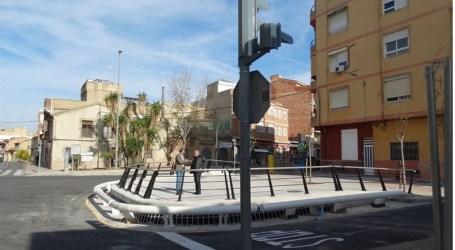 Silla abre una plaza que llevaba 7 años con las obras paradas