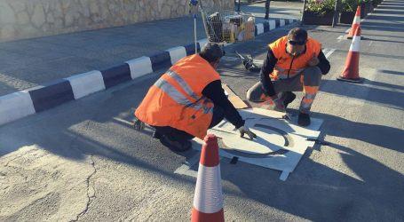 Obras de accesibilidad en el puerto deportivo de La Pobla de Farnals