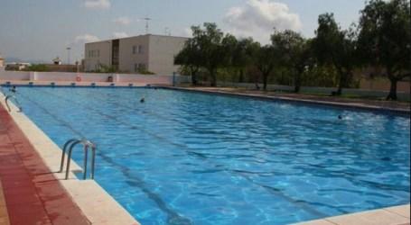 Masterclass de Spinning solidària a la piscina descoberta de Manises