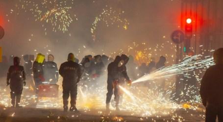 La Cordà de Paterna: 70.000 cohetes en unos 20 minutos