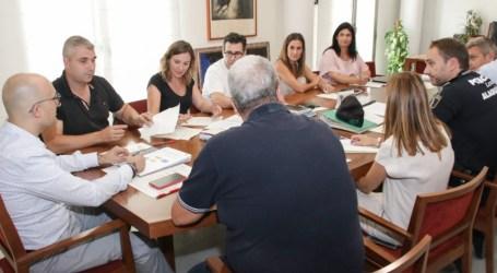 Reunió a Alaquàs contra el risc d'inundacions