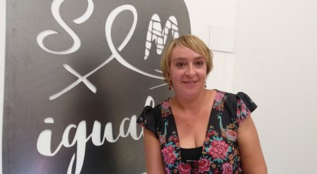 Eva Sanz: «Crearemos una comisión para gestionar ayudas europeas, queremos tener una comarca innovadora»