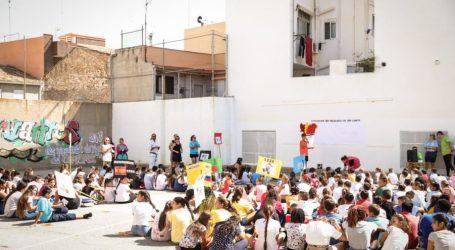 El Ayuntamiento de Paterna concede 1.307 ayudas a la escolarización de Educación Infantil