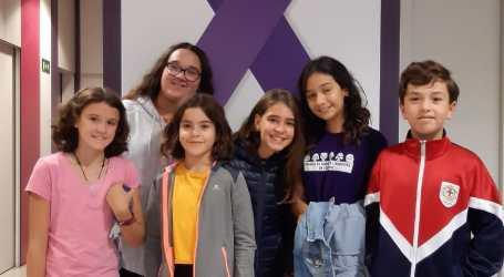 El Consell de xiquets i xiquetes de Torrent visita Casa de la Dona