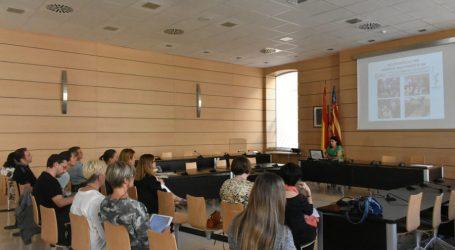 Alfafar acoge la presentación del catálogo de servicios de salud en entornos escolares