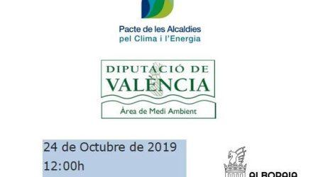 Jornada de participació ciutadana a Alboraia pel desenvolupament del Pla d'Acció per al Clima i l'Energia Sostenible