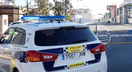 Detenido en Alfafar un padre por pegar al profesor de su hija