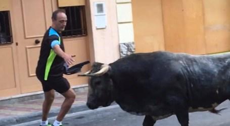 Un herido en los toros de Puçol