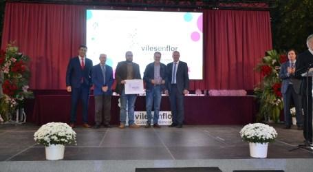 El premio «Viles en flor» sitúa a Albal como uno de los municipios con más espacios biosaludables por habitante