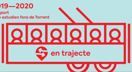 Torrent convoca ayudas al transporte para estudiantes menores de 30 años