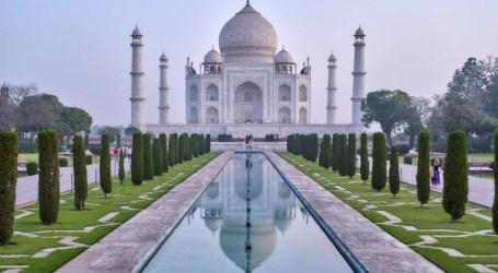 Así pretenden proteger el Taj Mahal del exceso de contaminación
