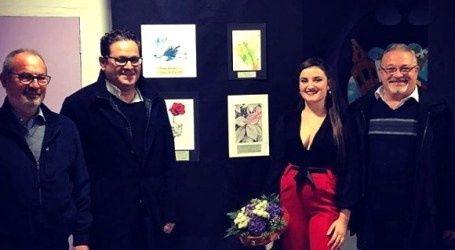 L' AC Falla Isabel de Villena va organitzar l' Expo Art 2020