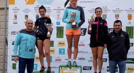 Anna Jensen y Raúl Millán, ganadores de la segunda edición de la 10K Massamagrell