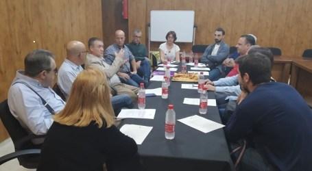 Almàssera es reuneix amb els empresaris del polígon per establir línies d'actuació