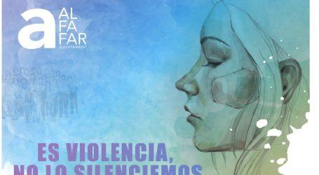 Alfafar se suma al Día Internacional de la Eliminación de la Violencia contra la Mujer