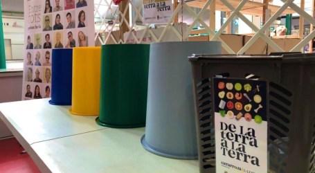 La campanya 'De la Terra a la Terra' conciencia de l'ús del cinqué contenidor a Catarroja