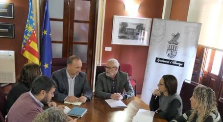 La Conselleria de Vivienda y el Ayuntamiento de Alboraya buscan soluciones habitacionales para trasladar el asentamiento de Peixets