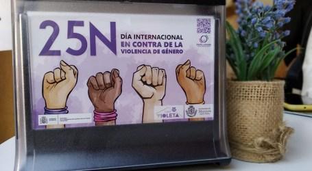 Manises celebra el Dia Internacional contra la Violència de Gènere amb nombroses activitats