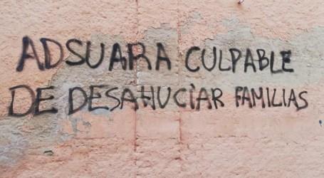 Las pintadas contra el alcalde de Alfafar costarán a las arcas municipales 4.000 euros