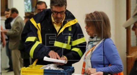 Las solicitudes de voto por correo bajan un 56 % en la Comunitat sobre abril