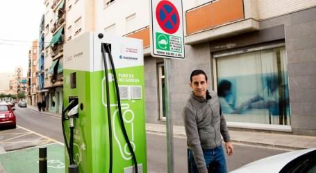 Mislata ya cuenta con puntos de recarga para coches eléctricos