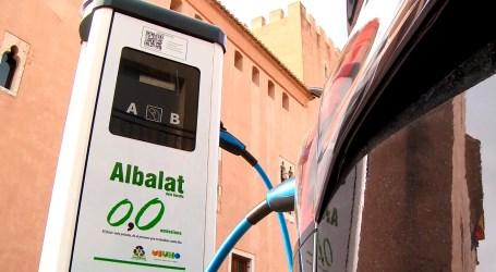 La Diputació subvenciona 130 vehículos eléctricos y 80 puntos de recarga en 108 municipios valencianos