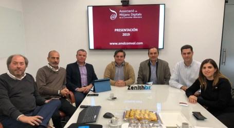 La Asociación de Medios Digitales presenta sus medios a Zenith BR Media