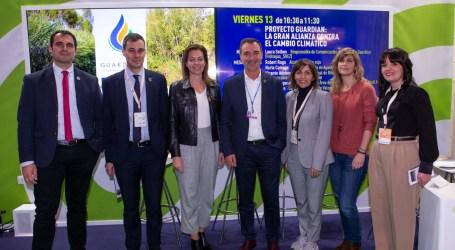 GUARDIAN presenta en la COP 25 sus últimos avances en el proyecto para aumentar la resistencia contra los incendios forestales