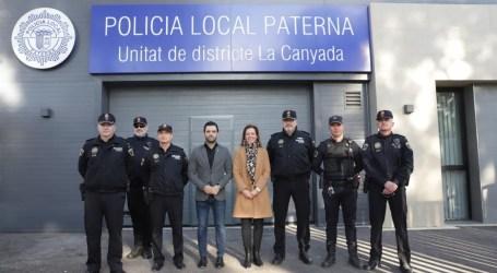 La Canyada ya tiene retén de Policía Local