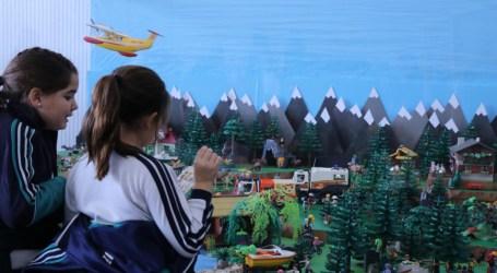 La exposición Playmobil en Torrent: 5.000 figuras y más de 100.000 piezas